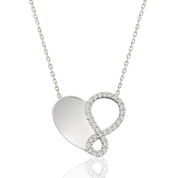 kalpli-sonsuzluk-kolye-gümüş